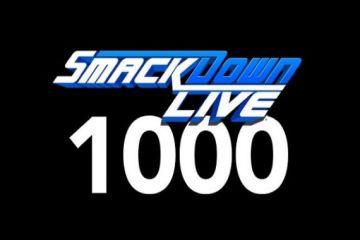 WWE Podría realizar está noche alguna llamada desde NXT en el SmackDown 1000
