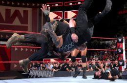 WWE RAW 27 agosto