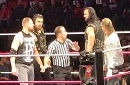 WWE RAW Binghamton