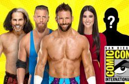 WWE San Diego Comic Con