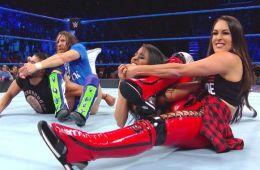 Audiencia de WWE Smackdown Live del 4 de Septiembre