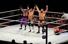 WWE Smackdown Stockton