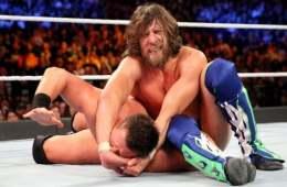 WWE Summerslam 2018 Daniel Bryan vs The Miz