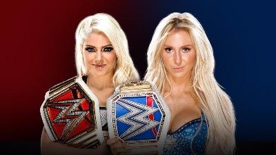 WWE Survivor Series Alexa vs Charlotte división femenina