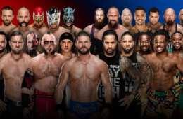 WWE Survivor Series Kickoff Show (Cobertura y resultados en directo)