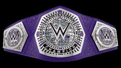 WWE Titulo crucero