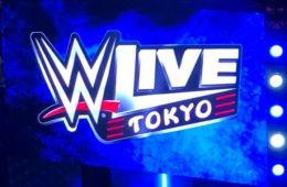 WWE Tokio 29 junio