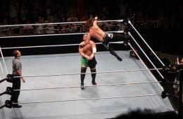 WWE Tokio 30 junio