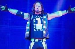 WWE cambia el apodo de AJ Styles