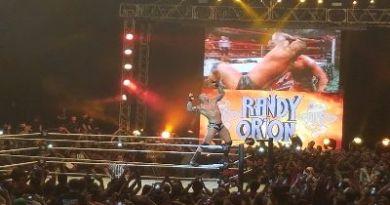 WWE en Buenos Aires