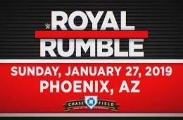 tres nuevos participantes para los WWE Royal Rumble Matches