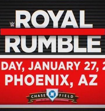 WWE estaría planeando una gran sorpresa para el Royal Rumble