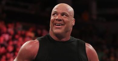 Kurt Angle acerca de luchar contra John Cena otra vez