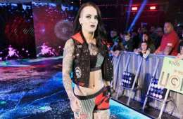 Ruby Riott WWE