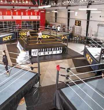 WWE podría estar construyendo otro Performance Center
