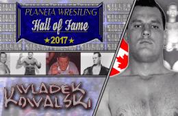 Wladek Kowalski Planeta Wrestling Hall of Fame