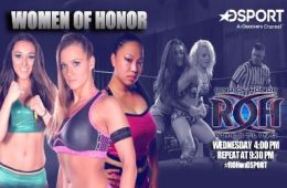 Ring of Honor da paso a su división femenina