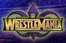 Cartelera Wrestlemania 34