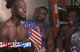 Xavier Woods ganó los campeonatos de parejas de SmackDown con The New Day