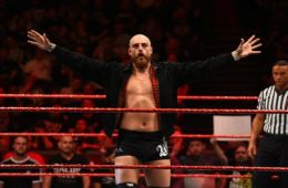 Zack Gibson revela planes sobre su victoria en el WWE UK Tournament