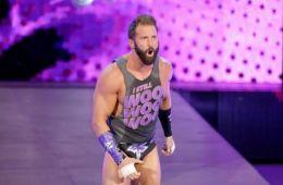 Zack Ryder sigue frustrado por no aparecer en WWE RAW