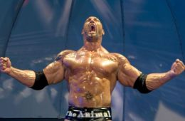 Ex estrella de WWE Batista