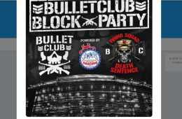 The Bullet Club organiza una fiesta durante el WrestleMania Weekend