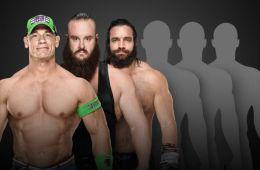 John Cena Elias y Braun Strowman clasificados para la Elimination Chamber masculina