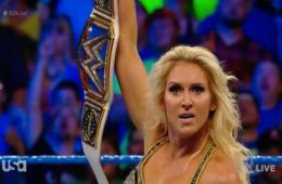 estado de Charlotte Flair