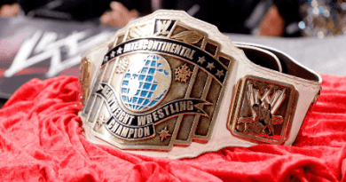 Foto del WWE Intercontinental Championship