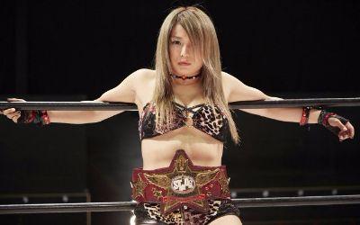 Io Shirai habría sido rechazada por WWE