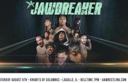 AAW Jawbreaker del 5 de agosto