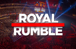 Poster de WWE Royal Rumble de 2017