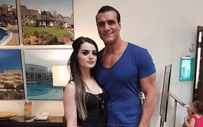 Alberto El Patrón y Paige