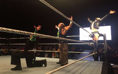 WWE Noticias Resultados de RAW en Augusta y Worcester