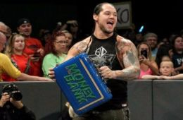 WWE Noticias Baron Corbin pierde su canjeo del Money in the Bank