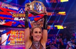 WWE Noticias Natalya se proclamó campeona de Smackdown en SummerSlam