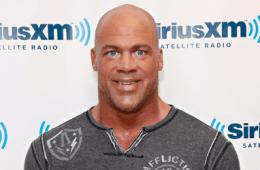 Kurt Angle WWE