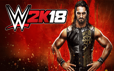 WWE 2K18 roster completo