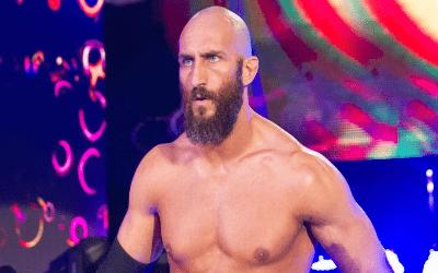 Tommaso Ciampa WWE Noticias