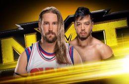 NXT del 6 de septiembre en WWE network