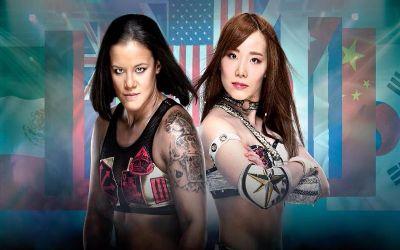 Mae Young Classic final Shayna Baszler vs. Kairi Sane