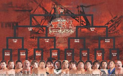 Resultados AJPW Royal Road Tournament
