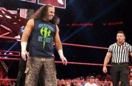 Matt Hardy al Royal Rumble