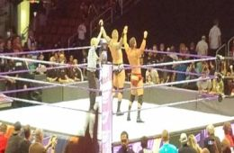 Randy Orton y Bobby Roode tras 205 Live
