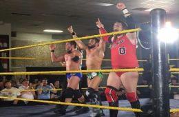 Resultados del live show de NXT en Jacksonville