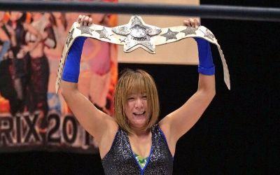 Yoko Bito nueva campeona en Stardom