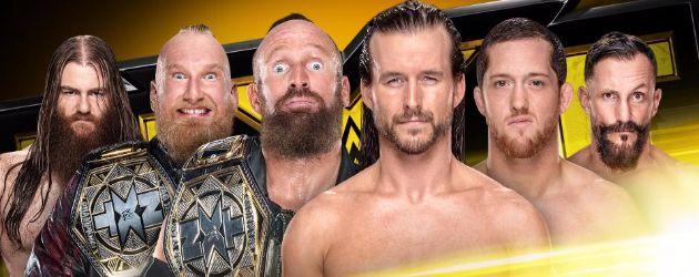 Previa NXT 18 de octubre