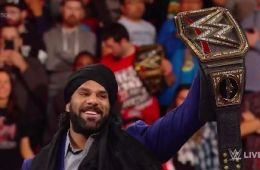 Jinder Mahal Survivor Series