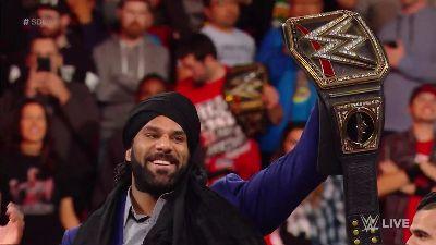 Jinder Mahal Survivor Series